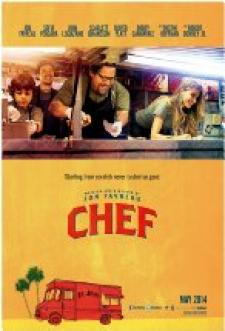 "Come to our Garden Party at the Vanderbilt Grace & Screening of the film ""Chef"" at the JPT"